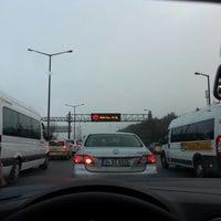 Photo taken at Şile Otoyolu by İrem K. on 1/4/2013