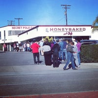 Photo taken at HoneyBaked Ham Company by Casey M. on 12/24/2013