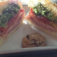 Photo taken at Rubicon Deli by Tony C. on 11/6/2012