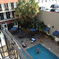 Photo taken at Four Points by Sheraton French Quarter by Tony C. on 9/23/2012