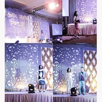 Photo taken at Imperial Ballroom 1 (Pakuwon Indah) by Amanda K. on 4/17/2013