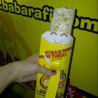 Photo taken at Kebab turki Baba Rafi by Amanda K. on 9/14/2012
