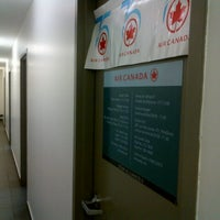 Photo taken at Air Canada back office by Car B. on 10/8/2012
