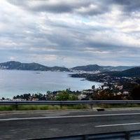 Photo taken at Kavala by Zeynep F. on 4/22/2017