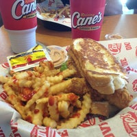 Photo taken at Raising Cane's Chicken Fingers by Charlie H. on 10/18/2014