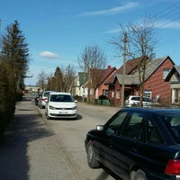 Photo taken at Gargzdai by Marlena G. on 4/9/2016