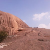 Photo taken at Bhuvangiri Fort by Pallab D. on 1/1/2014