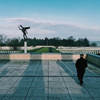 Photo taken at Henri-Chapelle American Cemetery and Memorial by Lieselotte S. on 2/12/2017