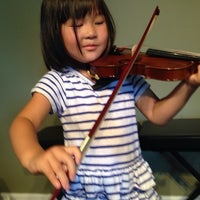 Photo taken at Soundpillar Studio for Violin Mastery by Juno S. on 9/26/2014
