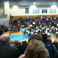 Photo taken at Hilliard Heritage Middle School by Sara F. on 12/11/2012