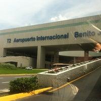 Foto diambil di Aeropuerto Internacional de la Ciudad de México (MEX) oleh Uriel V. pada 7/21/2013