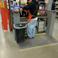 Photo taken at The Home Depot by Bookspace on 12/29/2016