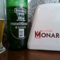 Photo taken at Monarca Bar & Café by Val X on 2/28/2013