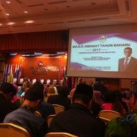Photo taken at Kementerian Kesihatan Malaysia by Es R. on 1/12/2017