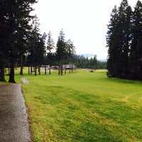 Photo taken at Alderbrook Golf and Yacht Club by Joel B. on 12/28/2013