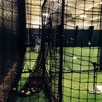 Photo taken at AT Baseball Athletic Training Complex by Joel B. on 1/25/2014