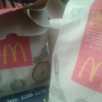 Photo taken at McDonald's FoodCourt Plaza Merliot by Os P. on 11/1/2013