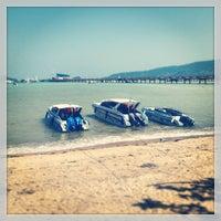Photo taken at Chalong Bay Pier by René S. on 3/6/2013
