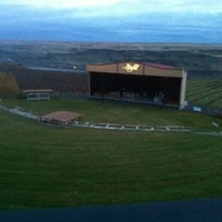 Photo taken at Maryhill Winery & Amphitheater by Heather C. on 11/25/2012