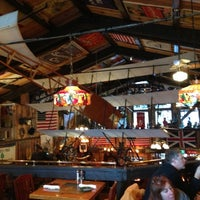 Photo taken at Mangy Moose Restaurant and Saloon by Corey R. on 1/19/2013