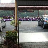 Photo taken at Sekolah Berprestasi Tinggi SK Seksyen 9, Shah Alam by Diah P. on 1/5/2016