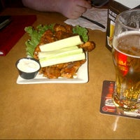 Photo taken at Boston Pizza by Graeme M. on 5/2/2013