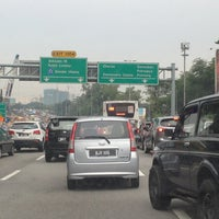 Photo taken at Lebuhraya Damansara-Puchong (LDP) by LoNeLy G. on 7/16/2013