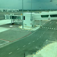 Photo taken at KLIA2 International Satellite by LoNeLy G. on 4/27/2014