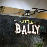 Photo taken at Little Bally Cafe by LoNeLy G. on 1/19/2013