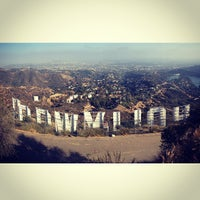 Photo taken at Hollywood Sign by Alysia T. on 6/3/2013
