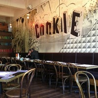 Photo taken at Cookie by Yan2 on 10/8/2012