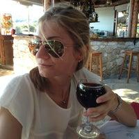 Photo taken at Nikos Taverna by Vera P. on 9/23/2013