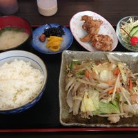 Photo taken at 味彩弁当 by ジャイアン on 3/26/2014