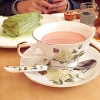 Photo taken at Prince Tea House by Meri L. on 12/8/2014