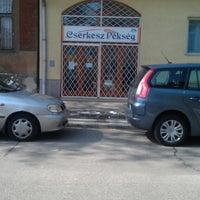 Photo taken at Cserkesz Pékség by Szabolcs S. on 3/17/2013