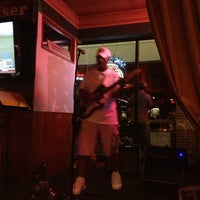 Photo taken at Satchmo's Bar & Grill by Kelly D. on 8/11/2013