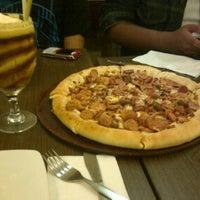Photo taken at Pizza Hut by Armanda N. on 3/6/2013