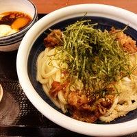 8/10/2017にShigeMaxが丸亀製麺 流山店で撮った写真
