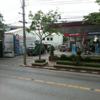 Photo taken at Caltex by Mongkonnam M. on 6/15/2013