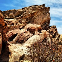 Photo taken at Vasquez Rocks Park by James S. on 7/20/2013