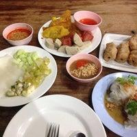 9/3/2016 tarihinde AunAun M.ziyaretçi tarafından แหนมเนืองลับแล'de çekilen fotoğraf