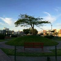 Photo taken at Parque Central Parques del Bosque by Iván on 4/5/2017