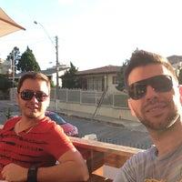 Photo taken at Santa Gula Rest e Choperia by Rodrigo M. on 1/19/2013
