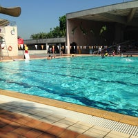 Photo prise au Yio Chu Kang Swimming Complex par Susian K. le7/28/2013