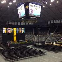 Photo taken at Wichita State University by Susian K. on 5/17/2014