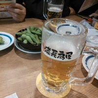 Photo taken at 備長扇屋 港北新羽店 by Sadaaki C. on 11/18/2013