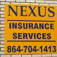 Photo taken at Nexus Insurance Services by Tracy G. on 3/7/2013