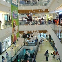 Photo taken at Gopalan Signature Mall by Swarup S. on 12/30/2012