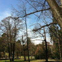 Photo taken at Parco Bassetti by Colum B. D. on 3/22/2013