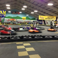 Photo taken at The Funplex by Dan S. on 1/17/2013